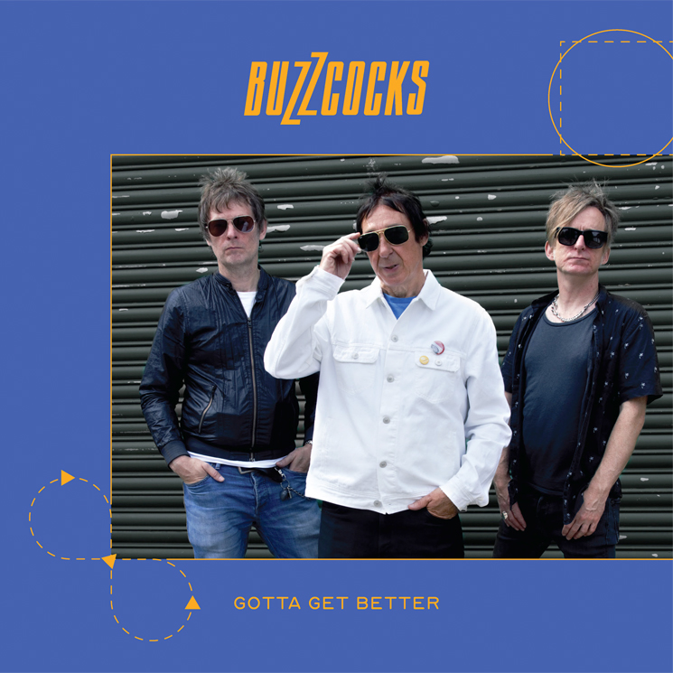 Buzzcocks Release Their First New Song Since the Death of Pete Shelley