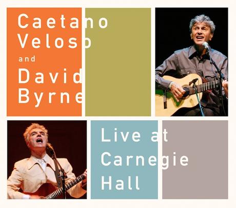 David Byrne Reveals New Live Album with Caetano Veloso