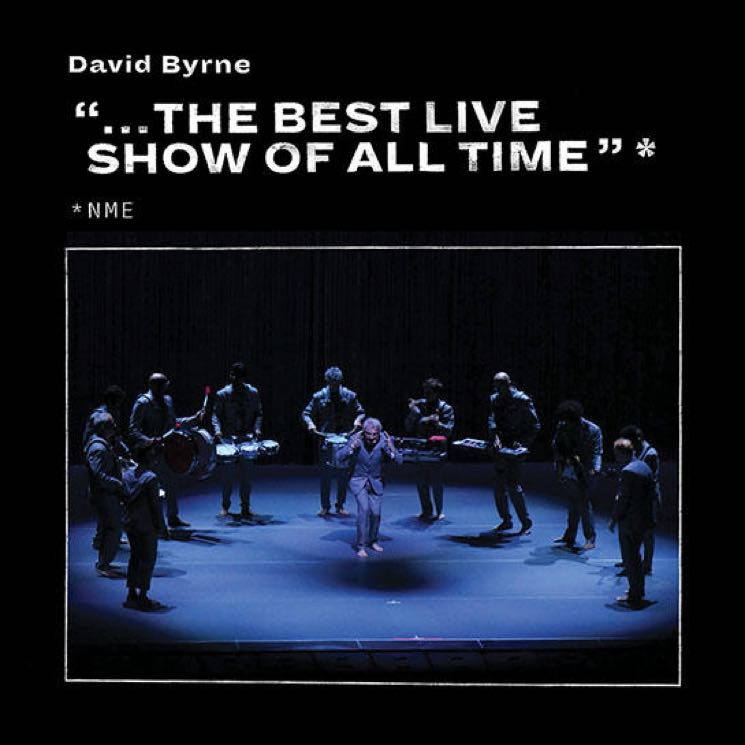 ​David Byrne Treats 'The Best Live Show of All Time' to EP Release