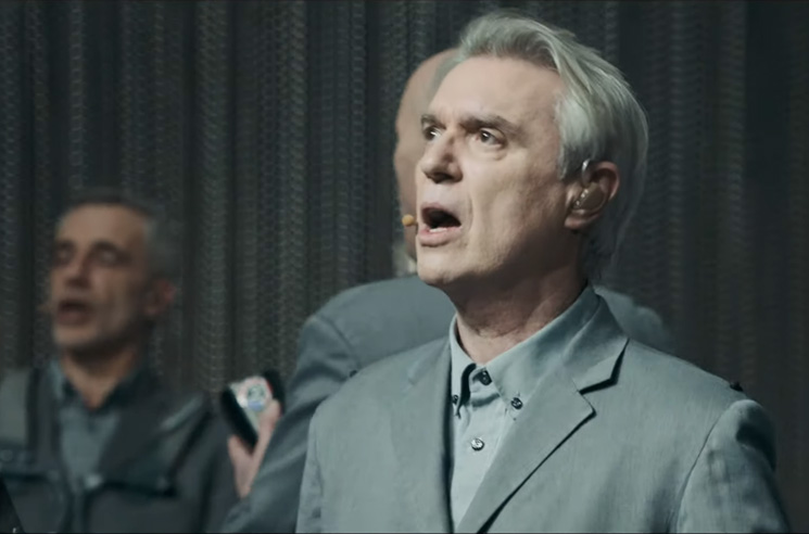 Here's Your First Look at David Byrne and Spike Lee's 'American Utopia'
