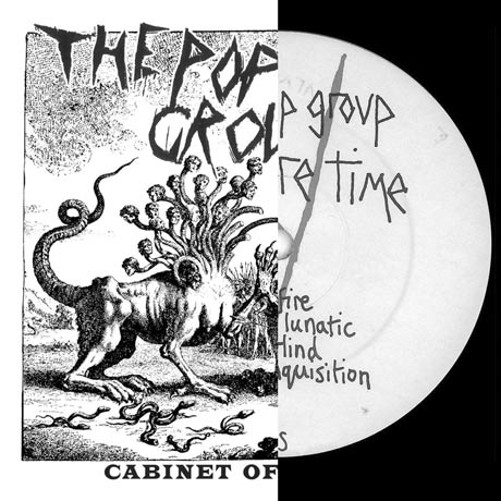 The Pop Group We Are Time / Cabinet of Curiosities