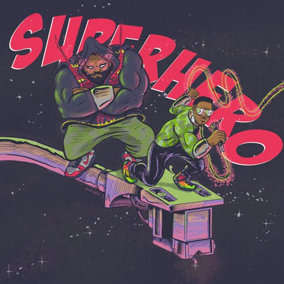 "Cadence Weapon and DJ Shub Team Up for New Song ""Superhero"""