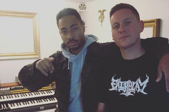 "Factor Chandelier and Cadence Weapon Team Up for ""Underground"""