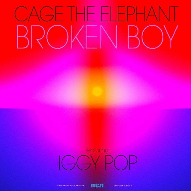 ​Cage the Elephant Get Iggy Pop for New Version of 'Broken Boy'