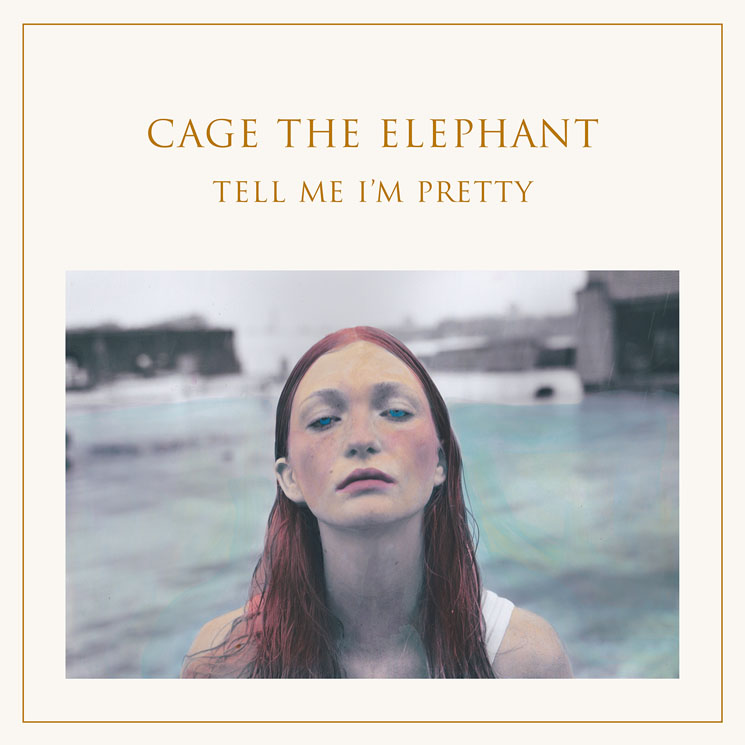 Cage the Elephant Tell Me I'm Pretty