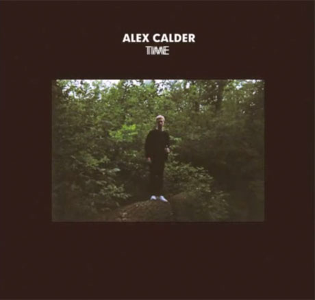 Alex Calder 'Time' (EP stream)