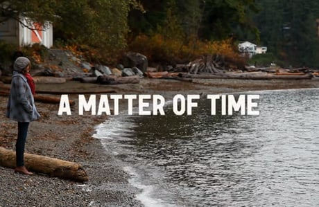 Kathryn Calder's Experiences as ALS Caregiver Documented with 'A Matter of Time' Film