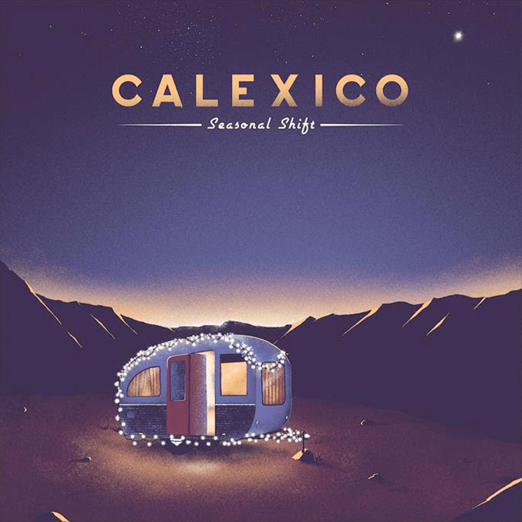 Calexico Are Releasing a Holiday Album This Year