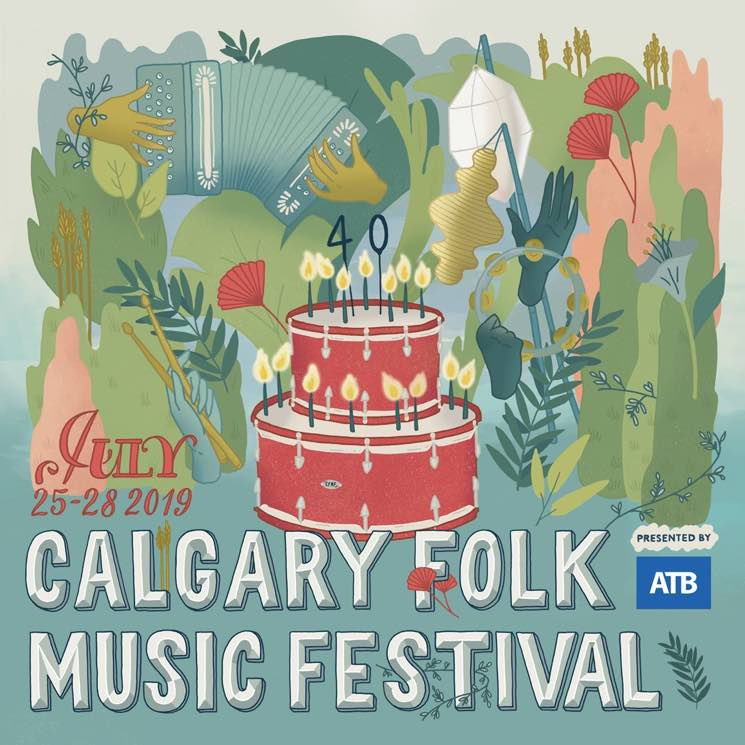 ​Calgary Folk Music Festival Reveals Full 2019 Lineup with Belle & Sebastian, Rheostatics, the Strumbellas
