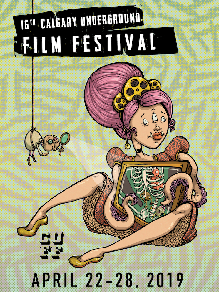 Here's the Full Lineup for the 2019 Calgary Underground Film Festival