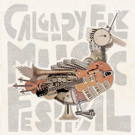 Calgary Folk Music Festival Announces 2014 Lineup