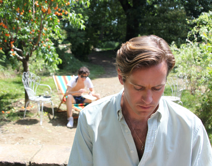 TIFF 2017: Call Me By Your Name Directed by Luca Guadagnino
