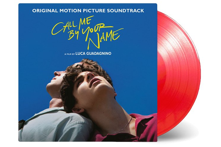'Call Me By Your Name' Soundtrack Set for Valentine's Day Vinyl Edition