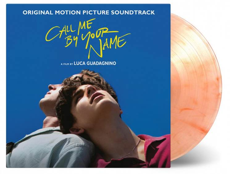 ​'Call Me By Your Name' Soundtrack Treated to Peach-Scented Vinyl