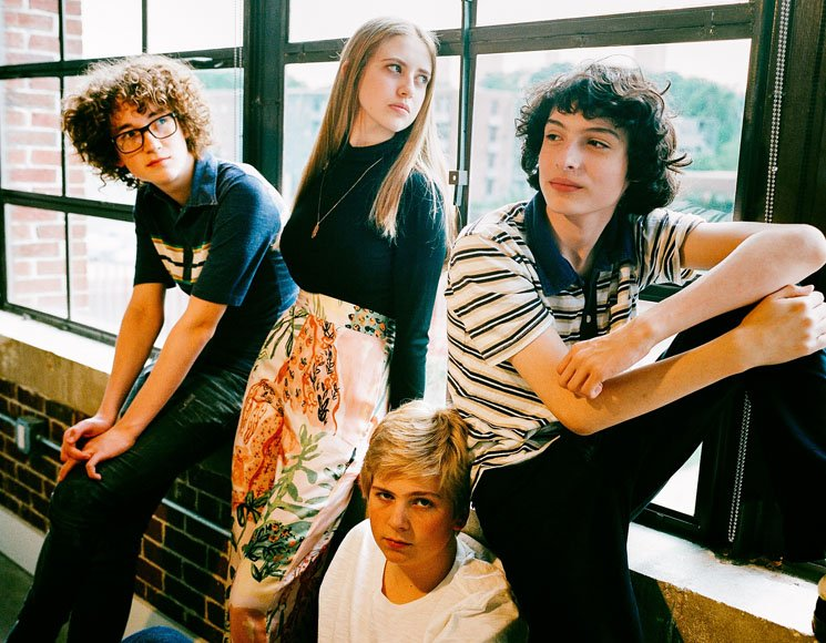 Finn Wolfhard's Band Calpurnia Break Up