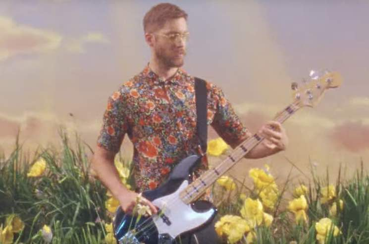 "​Calvin Harris, Pharrell, Katy Perry and Big Sean Catch ""Feels"" in New Video"