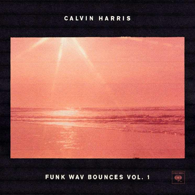Calvin Harris 'Funk Wav Bounces Vol. 1' (album stream)