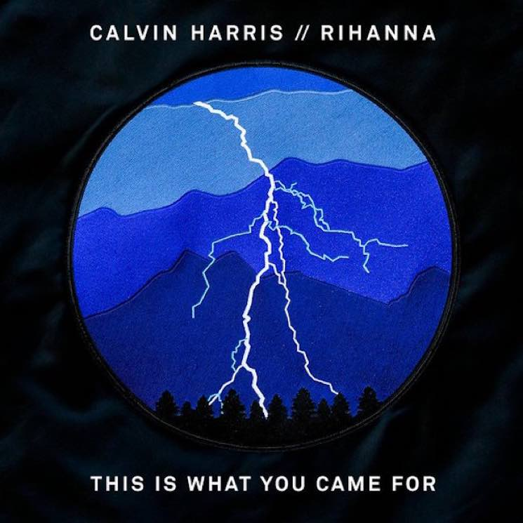 Calvin Harris  'This Is What You Came For' (ft. Rihanna)
