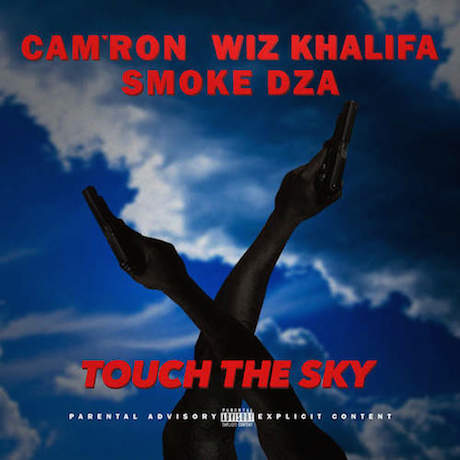 "Cam'ron ""Touch the Sky"" (ft. Wiz Khalifa and Smoke DZA)"