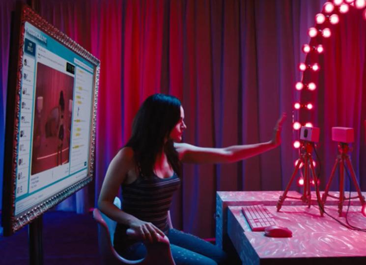 Fantasia Fest: 'Cam' Review Directed by Daniel Goldhaber