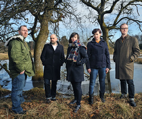Camera Obscura Return with 'Desire Lines' Album, Get Neko Case and Jim James to Guest