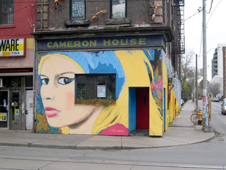 Toronto's Cameron House Starts Record Label, Gears Up for Launch Party