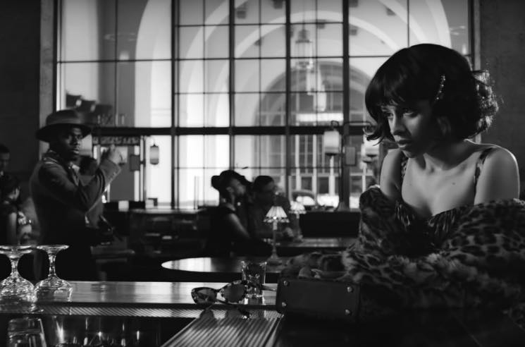 "​Camila Cabello and DaBaby Go Old Hollywood for ""My Oh My"" Video"