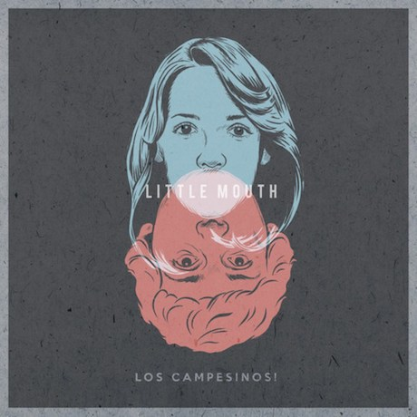 "Los Campesinos! ""Little Mouth"""