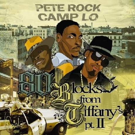 "Pete Rock & Camp Lo ""Megan Good"" (ft. Mac Miller)"