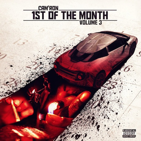 Cam'ron '1st of the Month Volume 3' (EP stream)
