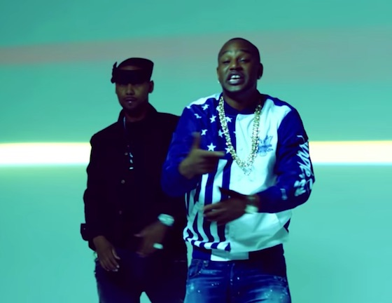 Cam'ron 'Oh Yeah' (ft. Juelz Santana) (video)