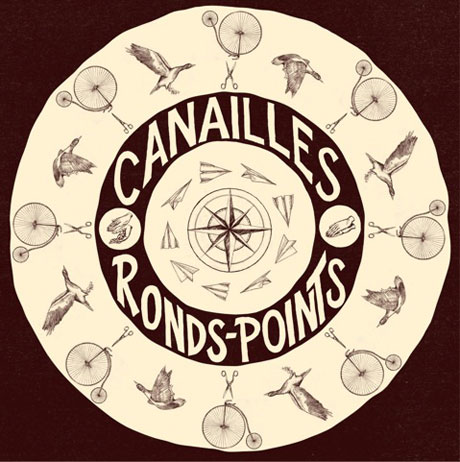 Canailles 'Ronds-points' (album stream)