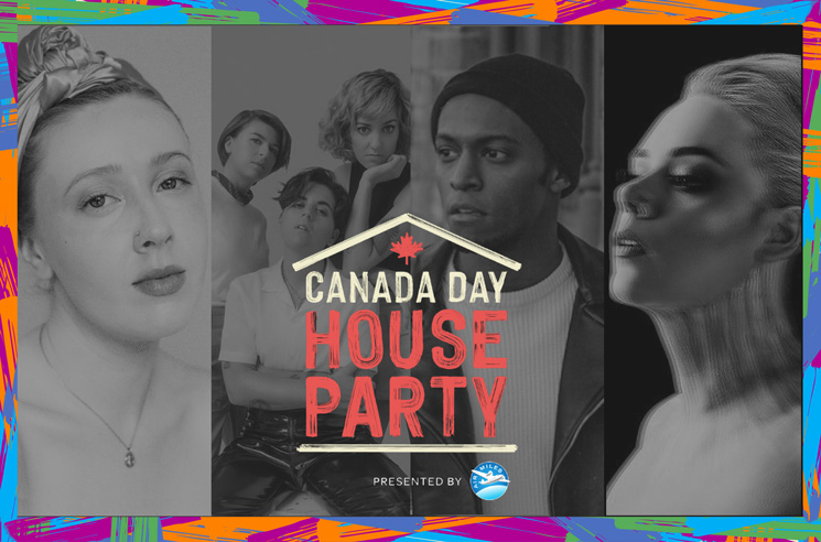 Four Rising Stars to Catch at Canada Day House Party