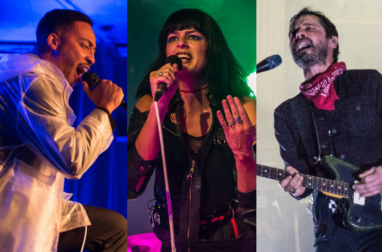 Sam Roberts Band, Cadence Weapon, Dear Rouge to Play Canada Day House Party