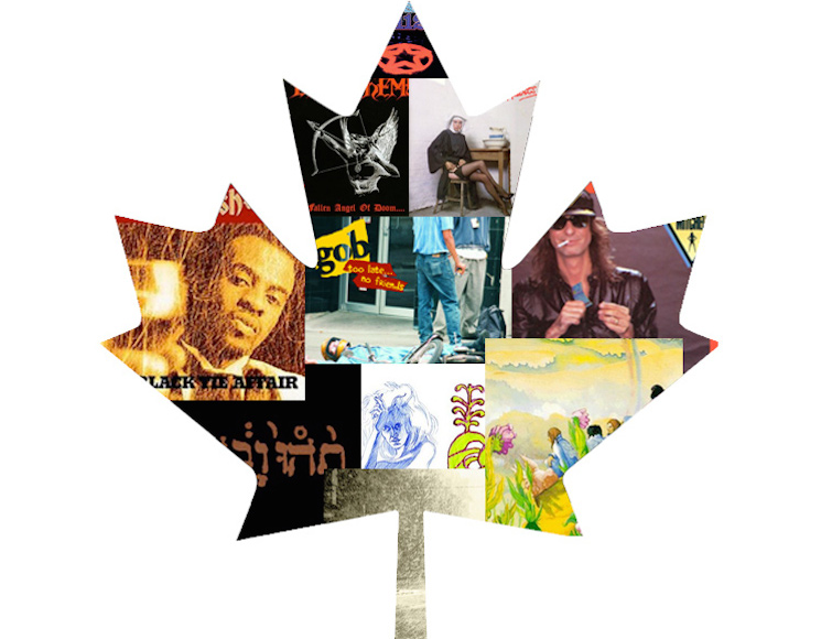 Canada Day Playlist: Artists Pick Their Favourite Canadian Albums of All Time