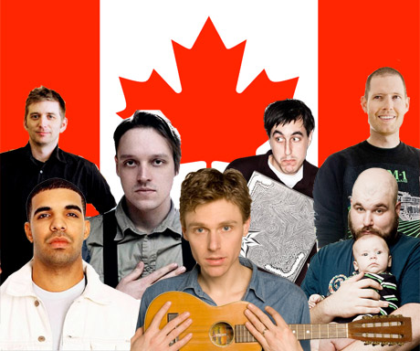 Exclaim! Salutes Ten Heroes in Canadian Music