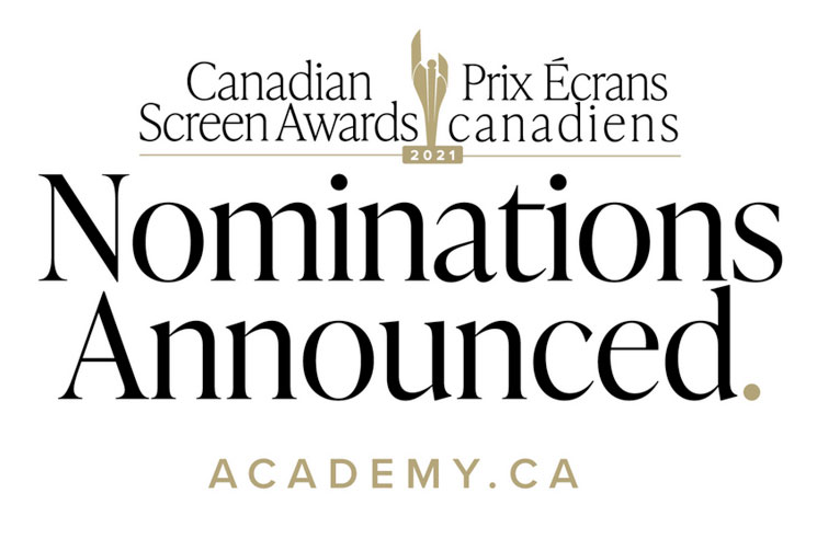 Here Are All the 2021 Canadian Screen Awards Nominees