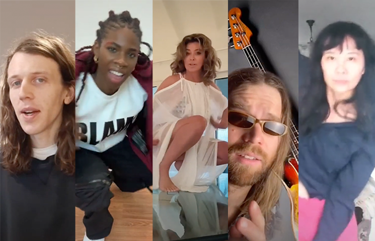 Shania Twain, Haviah Mighty, Arkells, Bif Naked and More Canadian Artists You Should Follow on TikTok