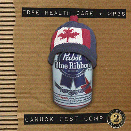 Various <i>Free Health Care + MP3s II: Canadian Fest Comp</i>