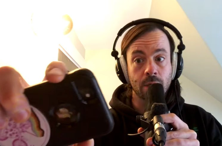 Cancer Bats Take Us Behind the Curtain with 'Deathsmarch to a New Acoustic Beat' Video