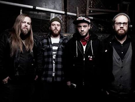 Cancer Bats / 3 Inches of Blood / Barn Burner Mod Club, Toronto ON May 19