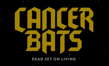 Cancer Bats 'Dead Set on Living' (teaser trailer)