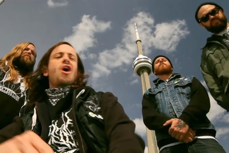 "Cancer Bats ""Bricks and Mortar"" (video)"