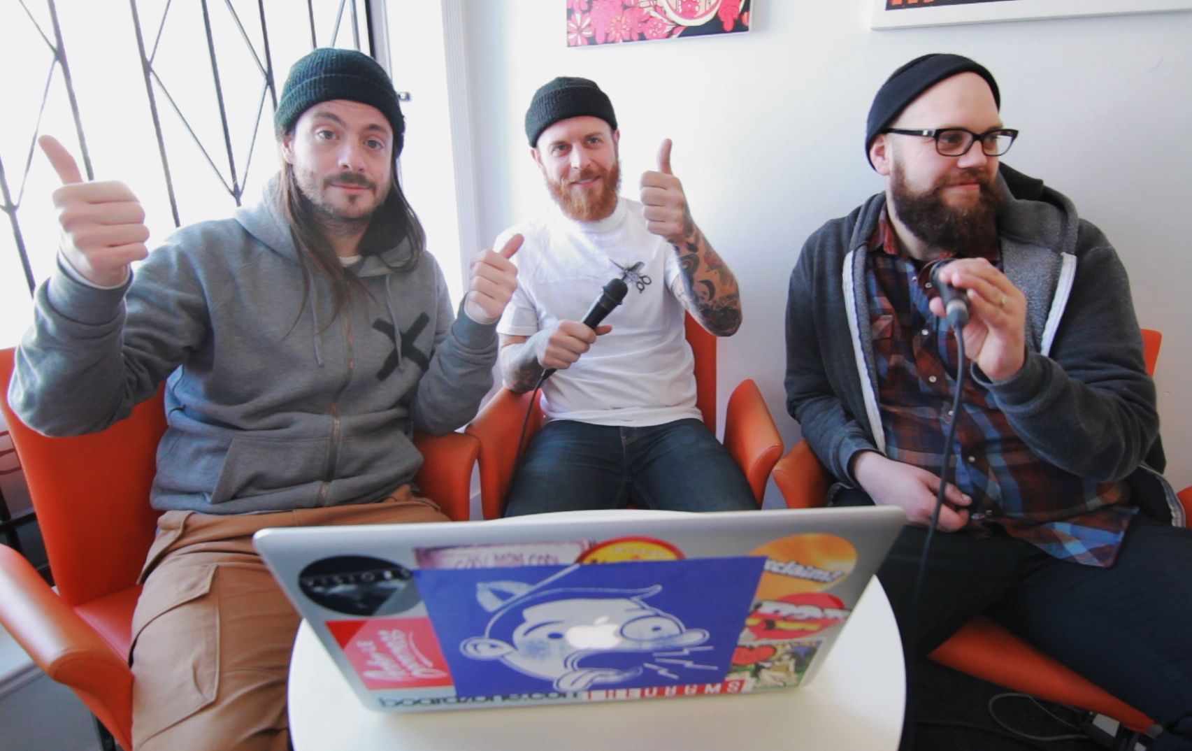 Cancer Bats on Exclaim! TV Chatroom