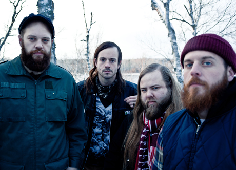Cancer Bats Detail 'Dead Set on Living'