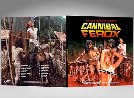 'Cannibal Ferox' Soundtrack Gets Deluxe Reissue via One Way Static