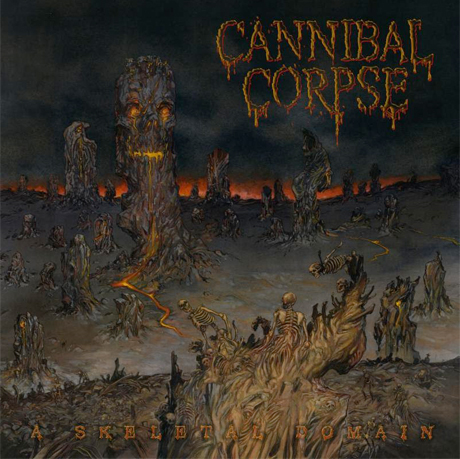 Cannibal Corpse Announce 'A Skeletal Domain'