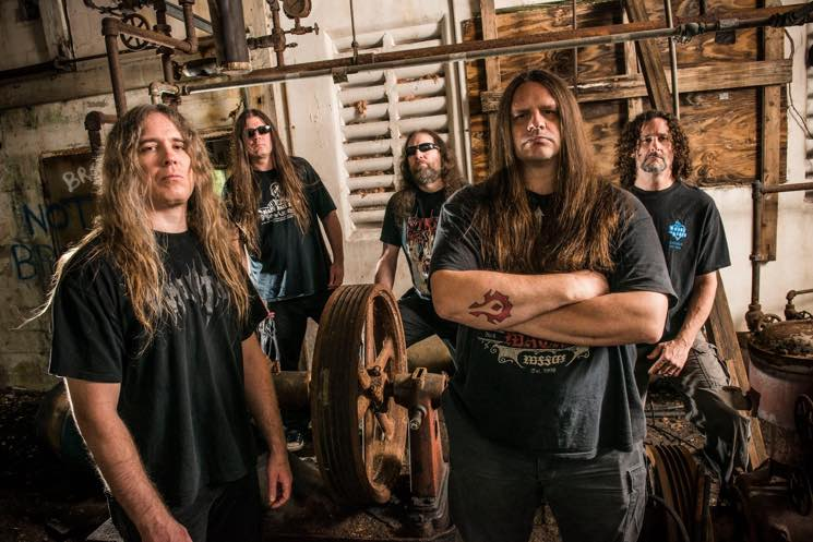 Cannibal Corpse Address Pat O'Brien's Shocking Arrest in New Statement