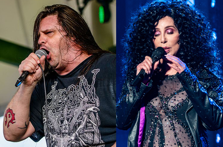Cannibal Corpse's Vocalist Recalls the Time He 'Got Owned' By Cher
