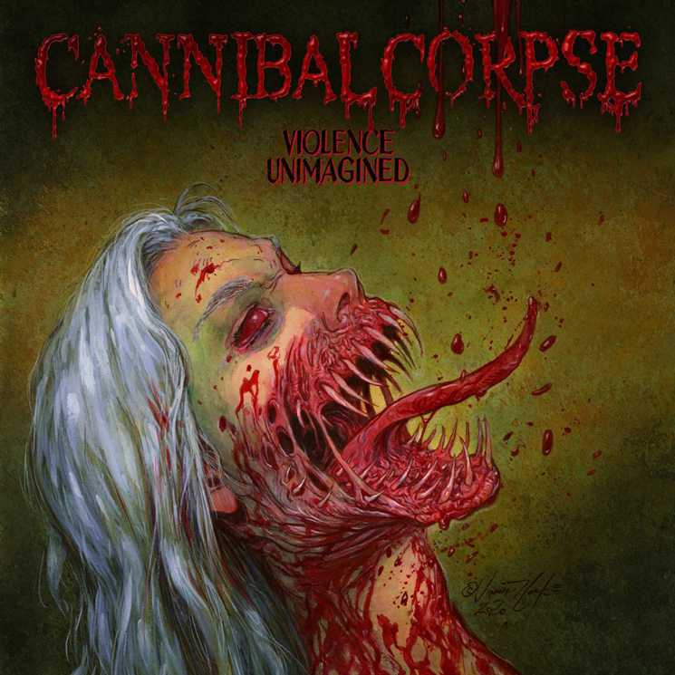 Cannibal Corpse Return with New Album 'Violence Unimagined'